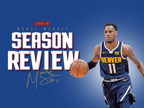 Denver Nuggets Season Review: Monte Morris