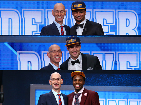 Denver Nuggets Select Murray, Hernangomez and Beasley in First Round of 2016 NBA Draft