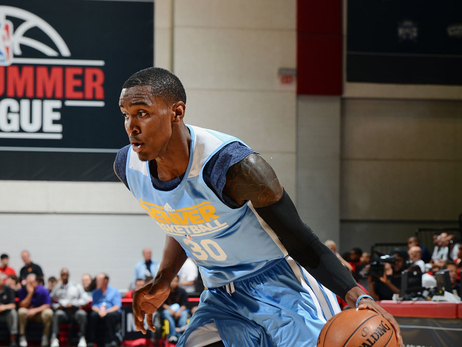Miller, Harris, Green form the nucleus as Nuggets open summer league play