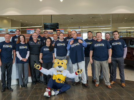 Elevate Friday at Rocky Mountain Honda Dealers