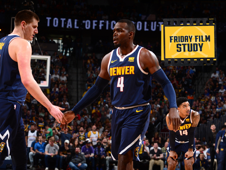 Denver Nuggets Friday Film Study: Paul Millsap's offensive skill set