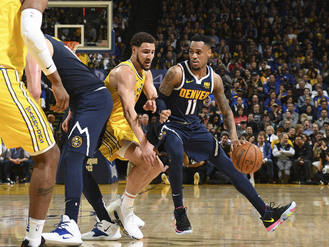 Denver Nuggets fall 116-102 to Golden State Warriors