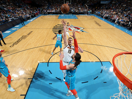 Nuggets' Offense Bounces Back In Impressive Win Over Thunder