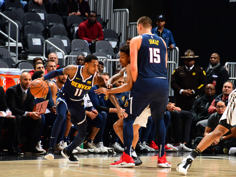 Nuggets Fall in Atlanta, Drop Second in a Row