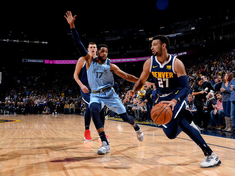 Nuggets vs. Grizzlies | December 10