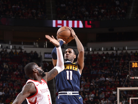 Nuggets en Rockets | 7 de enero