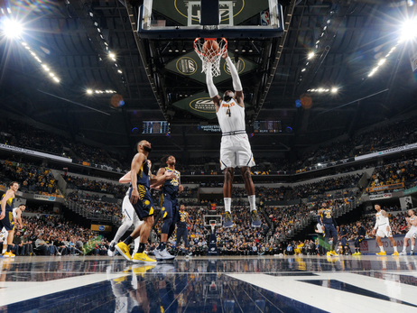 Nuggets at Pacers | March 24