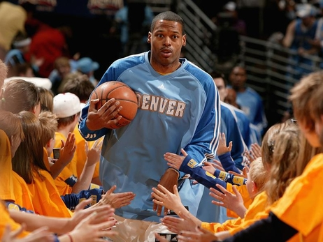 Nuggets in the 2000s: Marcus Camby