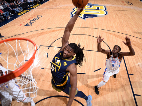 Kenneth Faried 2017-18 Photos