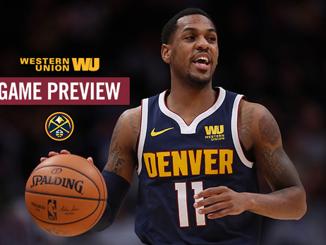Game Preview: Nuggets Begin Road Trip Against Pelicans