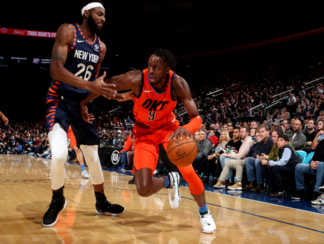Denver Nuggets acquire Jerami Grant from Oklahoma City Thunder