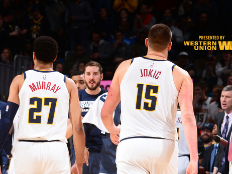 How the Denver Nuggets built through the NBA Draft