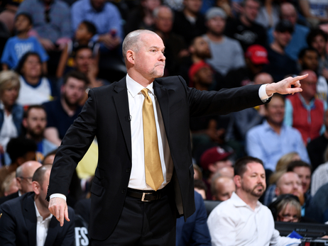 Denver Nuggets' Michael Malone falls short in NBA Coach of the Year voting