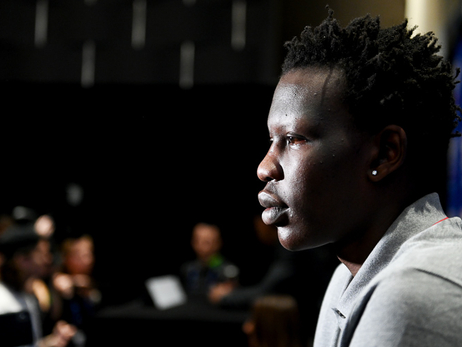 Bol Bol Joins the Nuggets in 2019 NBA Draft