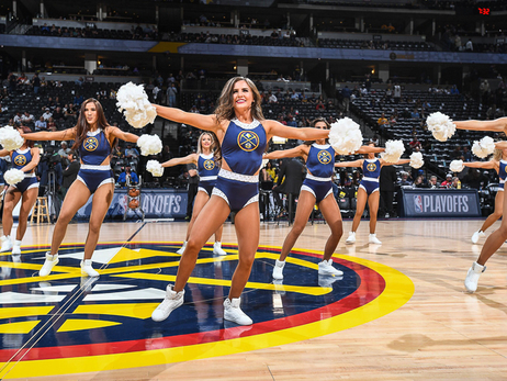 Nuggets Dancers | April 27