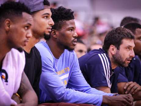 Photo Gallery: Summer League Behind-the-Scenes