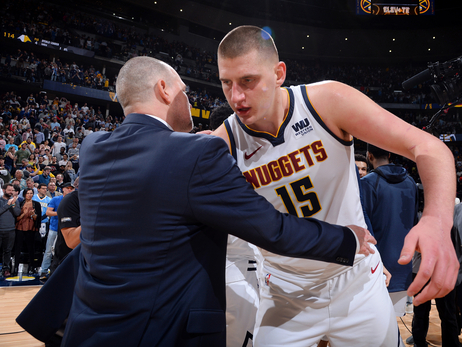 Denver Nuggets' Nikola Jokić Quietly Having an Impressive Postseason Debut