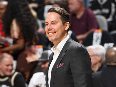Denver Nuggets' Josh Kroenke: Tim Connelly staying to finish what he started