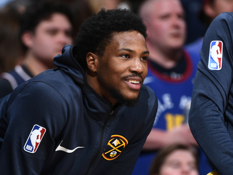 Denver Nuggets' Malik Beasley discusses offseason, MB5 Pro Academy