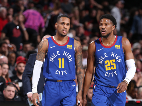 Denver Nuggets' Monte Morris and Malik Beasley hope improved conditioning raise their games
