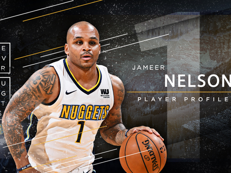 Nuggets 2017-18 Player Preview: Jameer Nelson