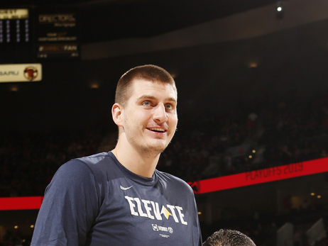 Nikola Jokić gets props on Twitter after All-NBA First Team honors