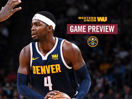 Game Preview: Nuggets Finish Road Trip Against Pacers