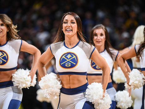 Denver Nuggets Dancers | May 7