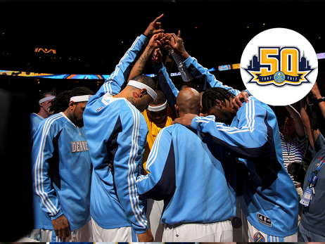 #TheGoldenAge: The 2008-09 Nuggets