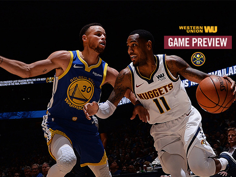 Game Preview: Nuggets set for Showdown with Warriors