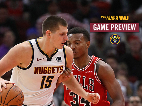 Game Preview: Nuggets Look to Bounce Back Against Bulls