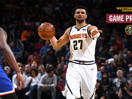 Game Preview: Nuggets Continue Road Trip Against Knicks