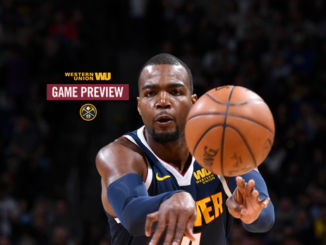 Game Preview: Nuggets Return Home To Face Pistons
