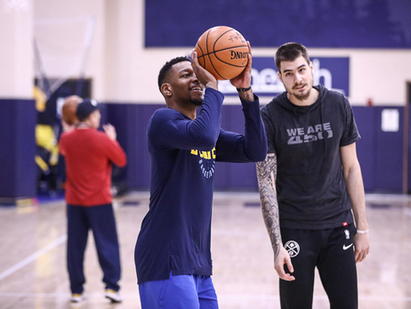 Nuggets Practice | May 11