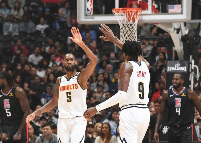 Denver Nuggets' Will Barton III on returning to practice, his impressive closet and The Last Dance | Denver Nuggets 104