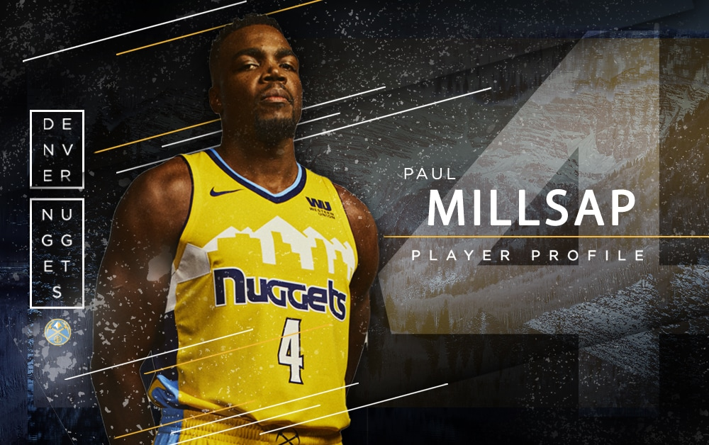 Nuggets 2017-18 Player Preview: Paul Millsap