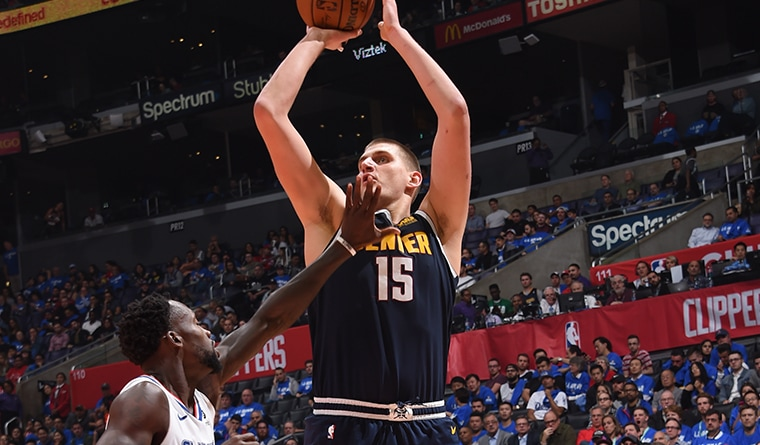 Nuggets Pull Out Win in Season Opener on Road Against Clippers