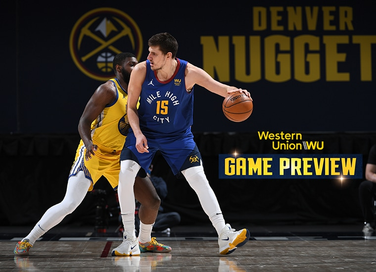 Preview: Denver Nuggets face Golden State Warriors to complete back-to-back