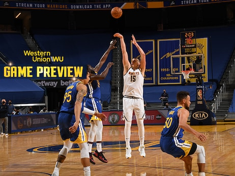 Preview: Denver Nuggets look to continue winning ways vs. Warriors