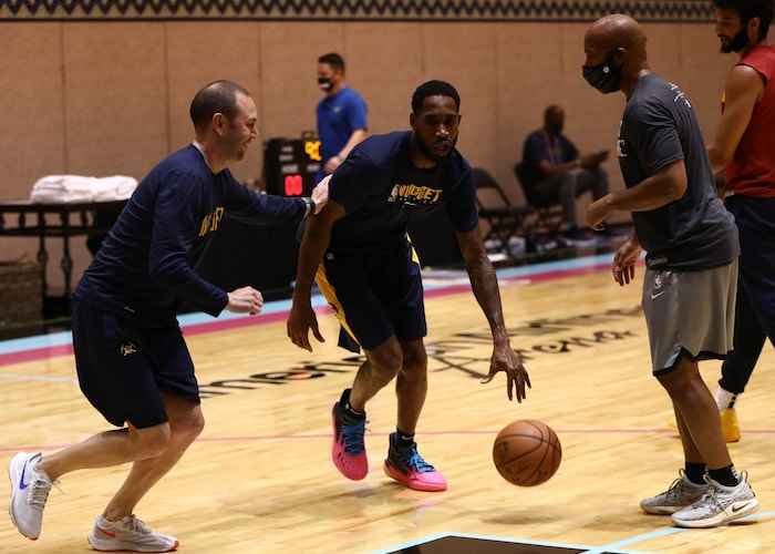 Denver Nuggets Orlando Bubble Practice Day 7: Three Takeaways | Denver Nuggets 15