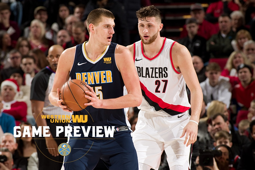 Game Preview: What to Watch for in the Nuggets Game Against Portland