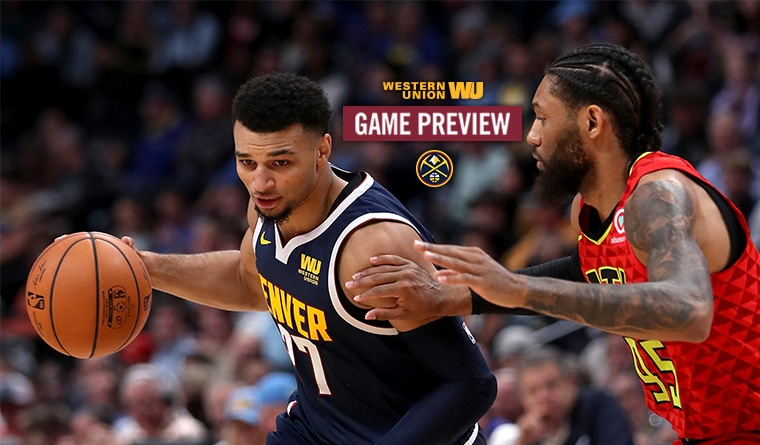 Game Preview: Nuggets Look to Bounce Back in Atlanta