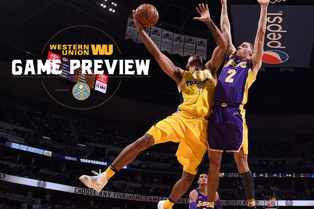 Game Preview: Nuggets Brace for Test from Vastly Improved Lakers