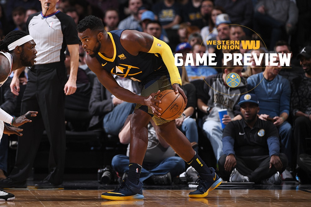 Game Preview: Nuggets Eye Second Consecutive Win in Contest Against Kings