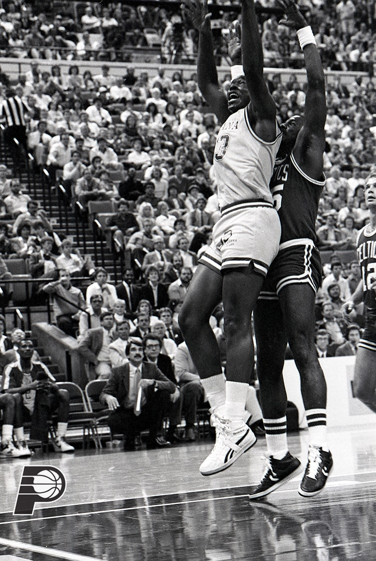 1980s Pacers at a Glance Wayman Tisdale