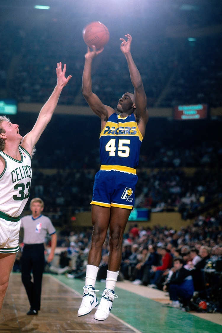 1980s Pacers At A Glance Chuck Person Indiana Pacers