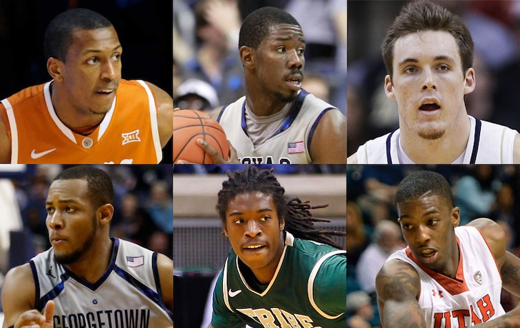 Second Predraft Workout Attendees