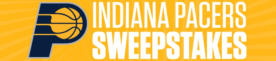 Pacers Register To Win Sweepstakes OFFICIAL RULES