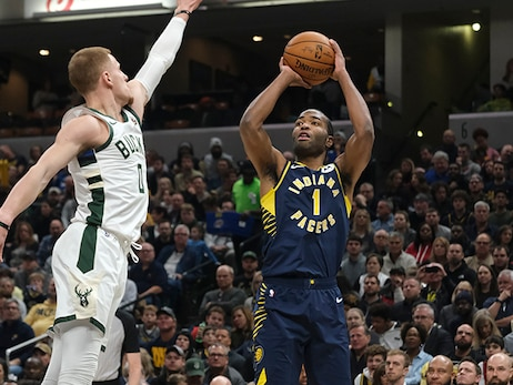 Game Rewind: Pacers 83, Bucks 102