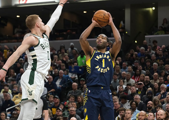 GAME RECAP: Bucks 102, Pacers 83